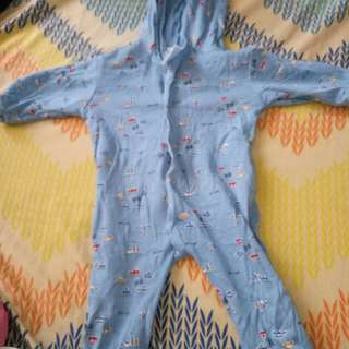 preloved baby sleepwear