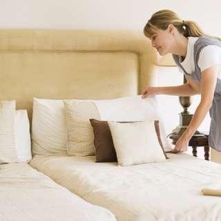Hotel Housekeeping Attendant