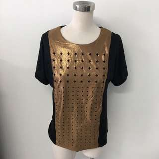 Dotti Tshirt Size XS Fits S/M