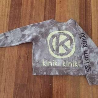 Kiniki Size 3 Jumper