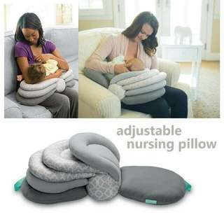 Infantino Adjustable Nursing Pillow