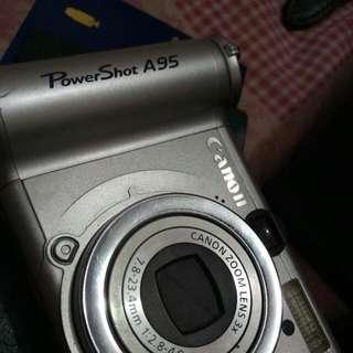 Cannon Powershot A95