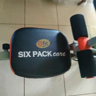 Six Pack Health Gym