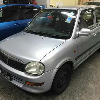 KELISA AUTO 2007 MLYSIA SPEEC TIP TOP CONDTION (BEST PRICE IN TOWN) (MERDEKA SALE)