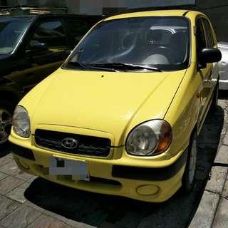 2002年 現代 ATOS 小車