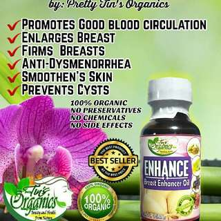 BREAST ENHANCER OIL (ORGANIC)
