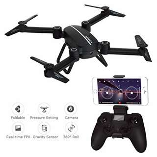 SKYHUNTER X8 FOLDABLE DRONE with WiFi FPV & Altitude Hold Mode