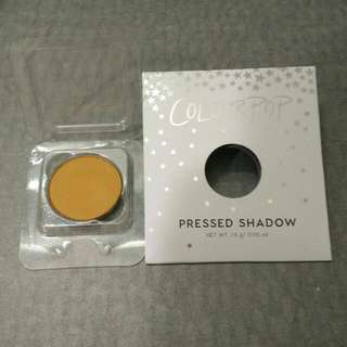 ColoupPop Pressed Shadow [Paper Tiger]