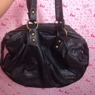Original Miumiu bag (black)