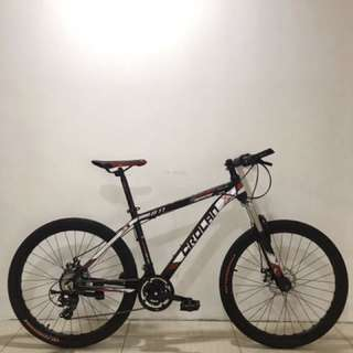 "26"" Crolan RSV Mountain Bike"