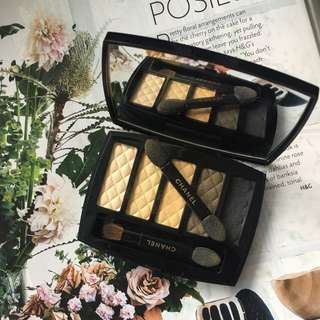 Limited Edition Chanel Eyeshadow Palette