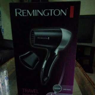 Remington Travel Dryer/hair Dryer 1400