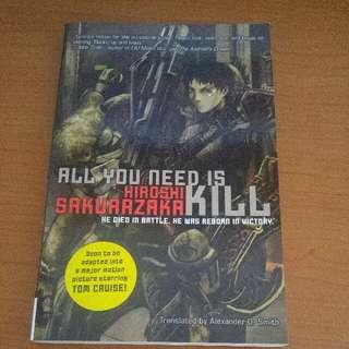 🚚 All You Need Is Kill by Sakurazaka Hiroshi