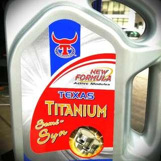 TEXAS TITANIUM 10W-30