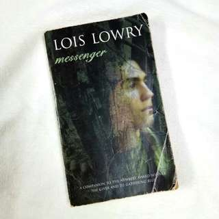 The Messenger By Lois Lowry