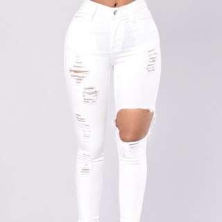 """Fashionnova """"Glistening Jeans"""""""