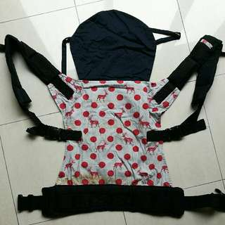*Reduced Price* Baby Mei Tai Carrier