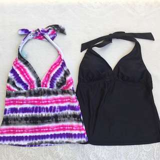 With Tag Tankini New