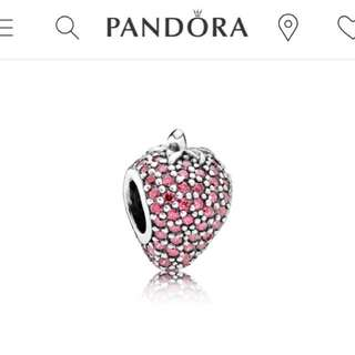 LOOKING FOR Strawberry Pandora Charm