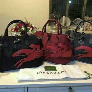 Longchamp Roseau Crossbody Authentic