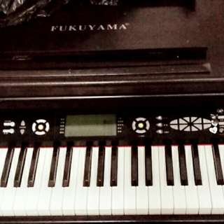 62鍵電子琴(山葉牌)