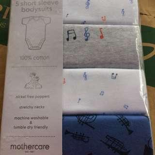 Mothercare Onesie Set Of 5