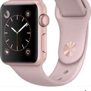 Apple Watch Series 2 42mm Rose Gold Aluminium