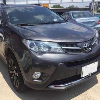 2013 RAV4 2.5 FB搜尋:明昇汽車買賣