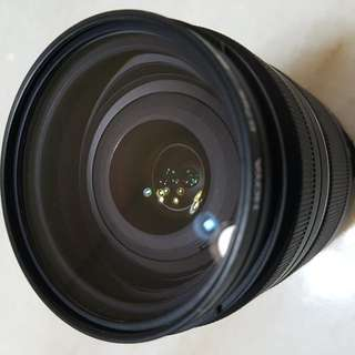 Sony SAL2875 F2.8 Lens With Filter