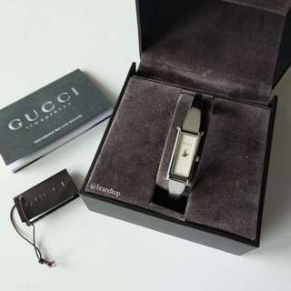 Authentic Gucci Ladies Bangle Watch