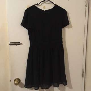 Black Pagani Dress