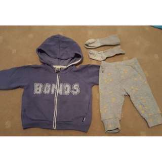 Bonds bundle size 00