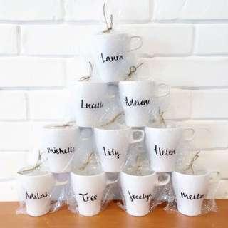 Teachers' Day Special Customised / Personalised Name Mug