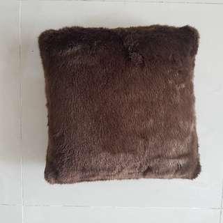 Faux Fur Cushion (Bantal Bulu)