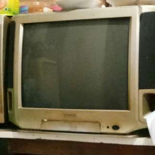 Di Jual Tv Tabung 24 Inchi