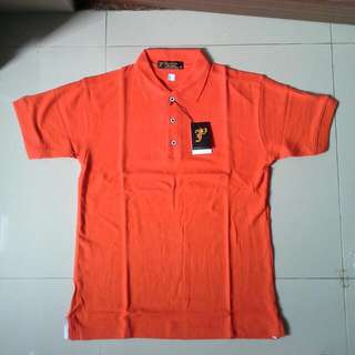 Polo Shirt Cotton 100%