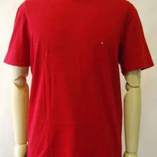 Red & Navy Tommy Hilfiger Tee's