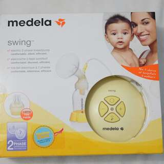 Medela Swing Electric Breastpump (Pompa ASI)