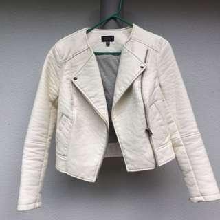 Topshop Leather Jacket