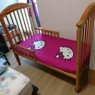 Rocio 4-in-1 Baby Cot
