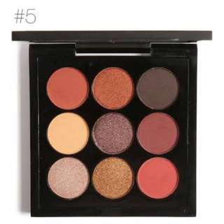 Focallure 9 Colors Eyeshadow Shade No 5