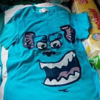 Disney 毛毛 T Shirt短袖衫