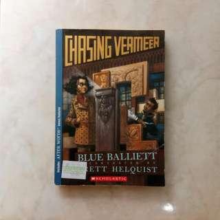Chasing Vermeer by Blue Balliet