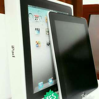 Apple iPad 64gb + Wifi