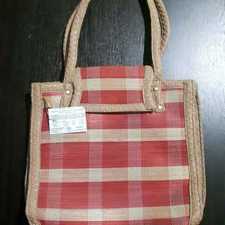 Handmade Bag From Palawan