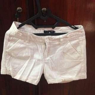 HANGTEN White Shorts
