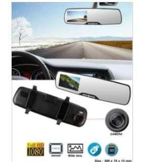 HD Mirror Car Camera Video Recorder