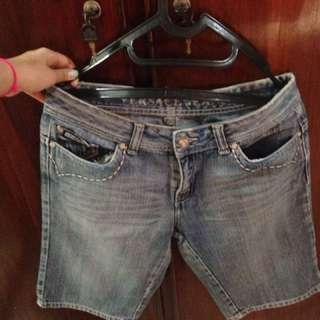 VERSACE Knee Shorts