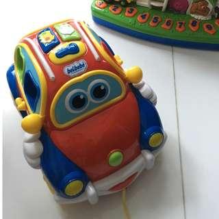 Chicco Car Shape Sorter