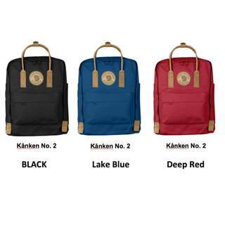 100% Original Fjallraven Kanken Bag